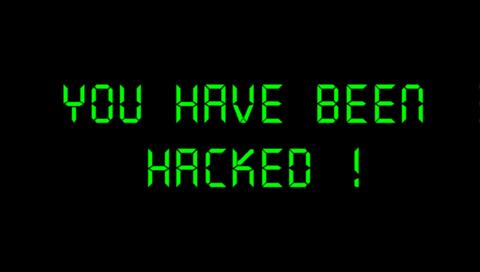 شما هک شده اید!